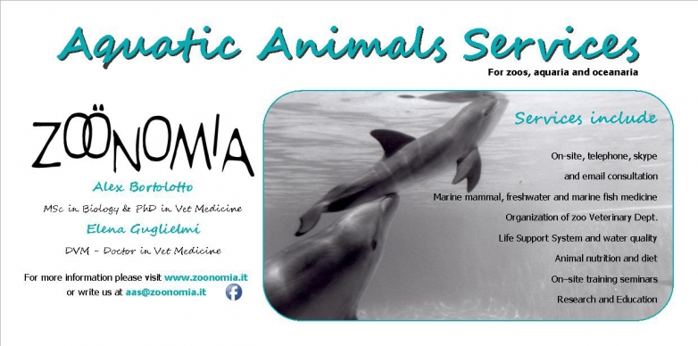 Aquatic Animals Services - a brand new service